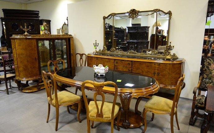 Антикварный магазин Градеж – антикварная и старинная мебель