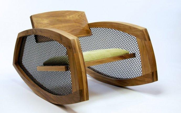 Дизайнерская мебель - кресло качалка - instaHOME.ru / Surfingbird