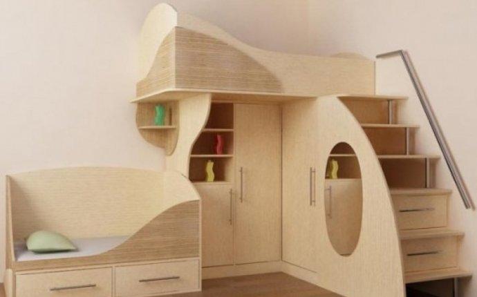 Фото - Детская мебель - Креативная детская мебель, фото № 03
