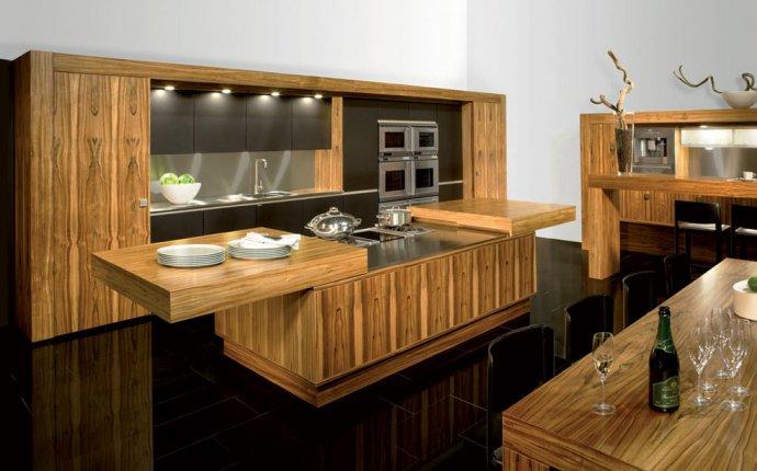 Интересный дизайн кухни: фото ярких интерьерных решений