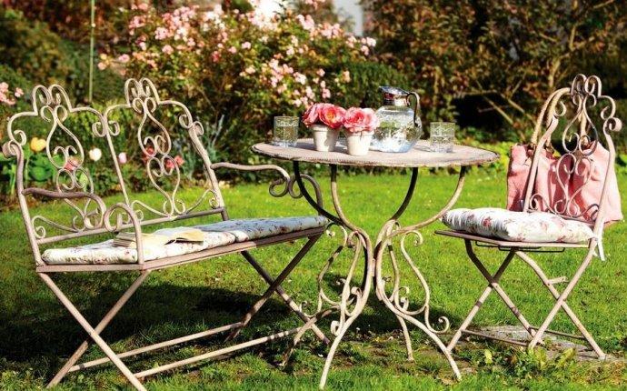 Как выбрать подходящую мебель для сада | NEWS.hitsad.ru