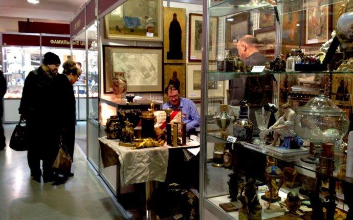 Коллекционер RU: Выставка «Антикварный базар». ВК Ленэкспо 04.12