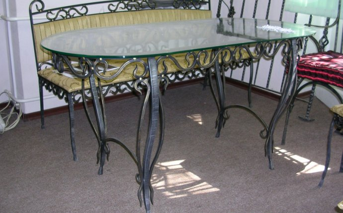 Кованая мебель ashley