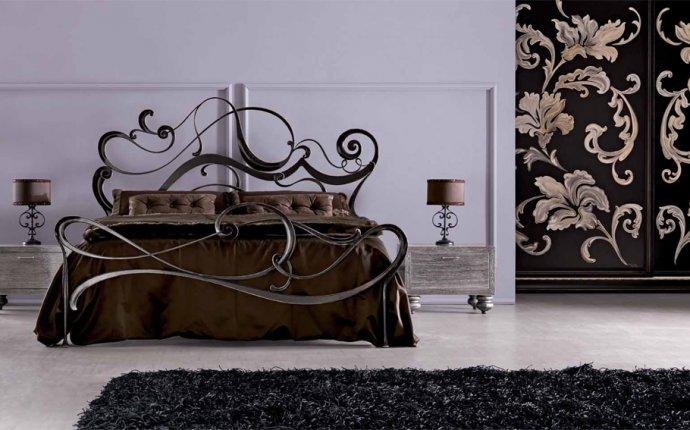 Кровать - Художественная Ковка