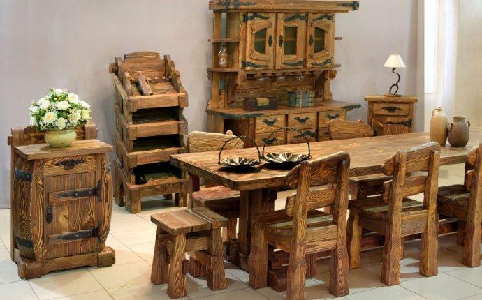 Мебель из дерева с фото — 02moyka.ru