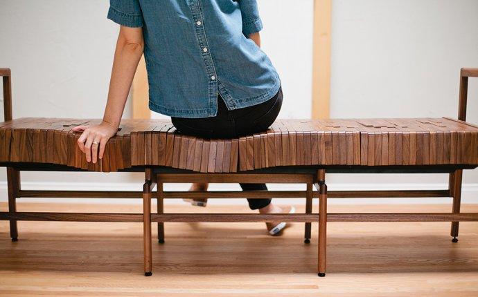 Необычная деревянная мебель от Sitskie