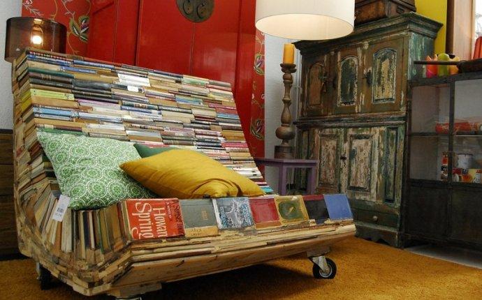 Необычная мебель своими руками — карточка от пользователя Алексей