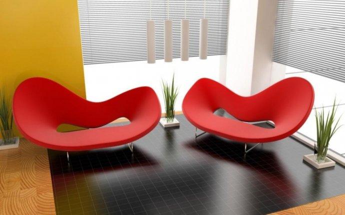 Необычная мебель в интерьере квартир и офисов