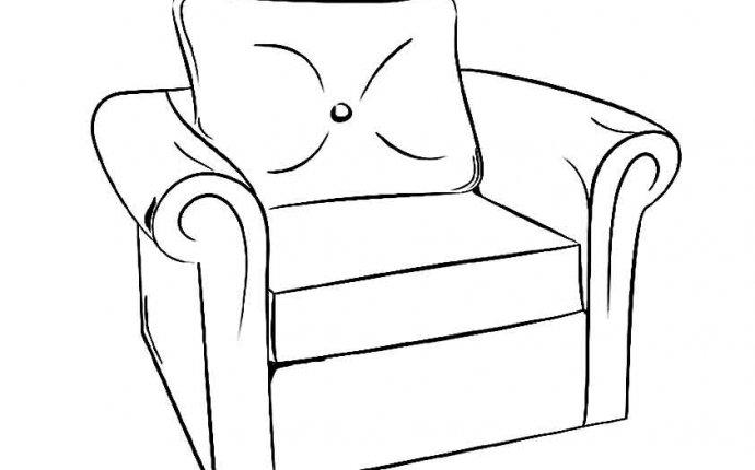 Раскраска мебель для малышей - РАЗВИТИЕ РЕБЕНКА : Карточки с