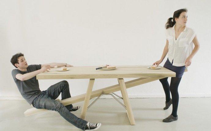 Самая необычная мебель в мире!