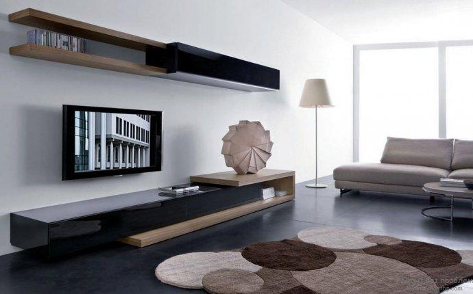 Современная мебель в интерьере гостиной | Дизайн мебели по стилям