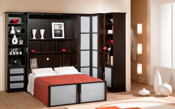 Встраиваемая мебель трансформер – недорогое решение для дома