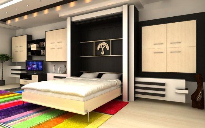 Встроенная мебель трансформер от производителя в Москве - Мебель